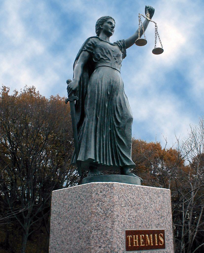 balanza de la justicia