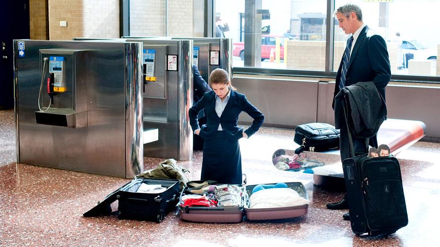 balanza del aeropuerto
