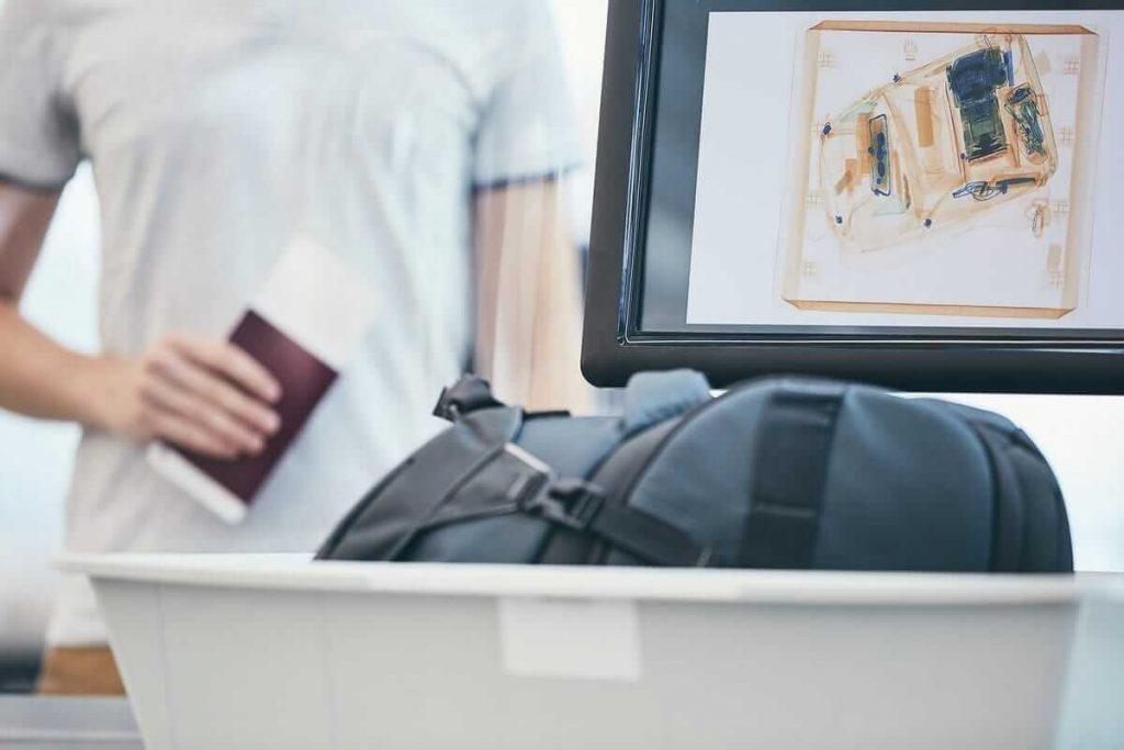 evitar sobre peso en la balanza del aeropuerto
